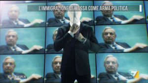Video denuncia: L'immigrazione di massa come arma politica