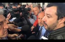 Ultima ora. Salvini, mai con Renzi, semmai M5s (VIDEO)