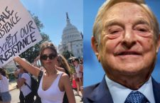 """Femministe anti-Trump pagate da Soros"". Lo ammette anche il Wall Street Journal"