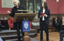 Beppe Grillo at The Oxford Union: l'incoerenza è arte